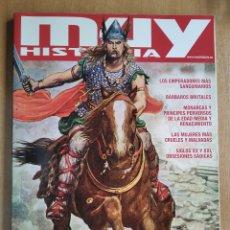 Coleccionismo de Revista Muy Interesante: REVISTA MUY HISTORIA 114. Lote 214013858