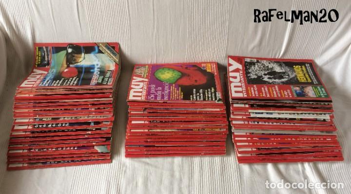 Coleccionismo de Revista Muy Interesante: LOTE 49 REVISTAS MUY INTERESANTE - CON MUCHOS ANUNCIOS PUBLICITARIOS - Foto 2 - 214343823