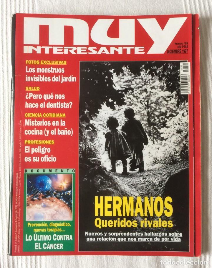 Coleccionismo de Revista Muy Interesante: LOTE 49 REVISTAS MUY INTERESANTE - CON MUCHOS ANUNCIOS PUBLICITARIOS - Foto 16 - 214343823