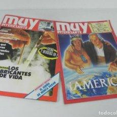 Collectionnisme de Magazine Muy Interesante: MUY INTERESANTE Nº 77 - OCTUBRE 1987 (2 REVISTAS EN 1) REPORTAJE DE LOS BEATLES PARA SIEMPRE). Lote 216655368