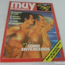 Collectionnisme de Magazine Muy Interesante: MUY INTERESANTE Nº 29 - OCTUBRE 1983. Lote 216747293