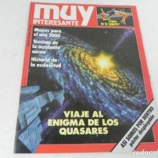 Collectionnisme de Magazine Muy Interesante: MUY INTERESANTE Nº 38 - JULIO 1984. Lote 216748228