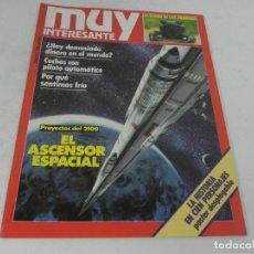 Collectionnisme de Magazine Muy Interesante: MUY INTERESANTE Nº 21 - FEBRERO - 1983. Lote 216757856