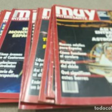 Collectionnisme de Magazine Muy Interesante: REVISTA....MUY INTERESANTE....12 EJEMPLARES..1983..... Lote 218121040