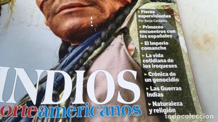 Coleccionismo de Revista Muy Interesante: MUY HISTORIA INDIOS NORTEAMERICANOS 57 2014 GRAVOL 37 - Foto 4 - 218168461