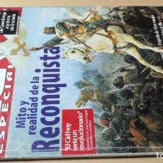 Coleccionismo de Revista Muy Interesante: MUY ESPECIAL 65 MITO Y REALIDAD DE LA RECONQUISTA, CID REVOLUCIONARIO W101. Lote 218172941