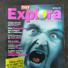 Coleccionismo de Revista Muy Interesante: MUY INTERESANTE. EXTRA. EXPLORA. Nº 3. 1997. Lote 218835805