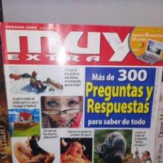 Coleccionismo de Revista Muy Interesante: REVISTA MUY EXTRA - VERANO 2005. Lote 218892836