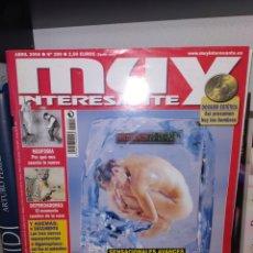 Coleccionismo de Revista Muy Interesante: REVISTA MUY INTERESANTE N°299 ABRIL 2006. Lote 218892987