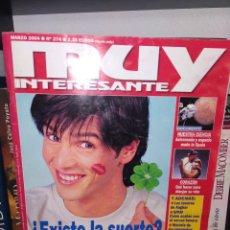 Coleccionismo de Revista Muy Interesante: REVISTA MUY INTERESANTE N°274 MARZO 2004. Lote 218893121