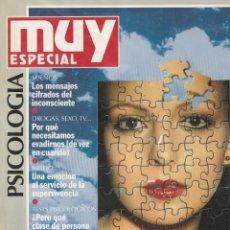 Coleccionismo de Revista Muy Interesante: MUY INTERESANTE ESPECIAL PSICOLOGIA Nº 11.OTOÑO 1992. Lote 219383070