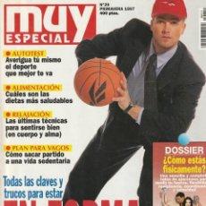 Coleccionismo de Revista Muy Interesante: MUY INTERESANTE ESPECIAL EN FORMA Nº 29 PRIMAVERA 1997. Lote 219385676