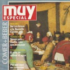 Coleccionismo de Revista Muy Interesante: MUY INTERESANTE ESPECIAL COMER + BEBER.Nº16 INVIERNO 1994. Lote 219385821