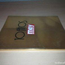 Coleccionismo de Revista Muy Interesante: 10 AÑOS MUY INTERESANTE - 120 DE 1991 Y 403. Lote 219569316