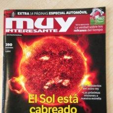Coleccionismo de Revista Muy Interesante: REVISTA - MUY INTERESANTE - ESPECIAL AUTOMÓVIL - Nº 390, NOV. 2013.. Lote 219835182