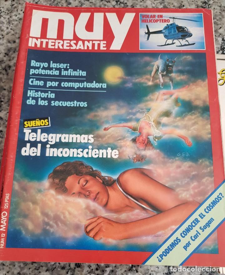 Coleccionismo de Revista Muy Interesante: LOTE 32 REVISTAS MUY INTERESANTE - ENTRE LOS NÚMEROS 1 Y 117 - Foto 9 - 219883832
