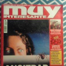 Coleccionismo de Revista Muy Interesante: REVISTA MUY INTERESANTE ( ?259 )(DICIEMBRE 2002 ). Lote 220853552