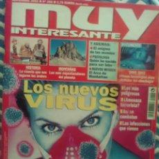 Coleccionismo de Revista Muy Interesante: REVISTA MUY INTERESANTE ( ?268)( NOVIEMBRE 2002). Lote 220854171