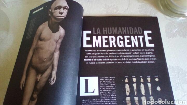 Coleccionismo de Revista Muy Interesante: Revista Muy Intresante Sobre el origen de la humanidad Atapuerca - Foto 3 - 220961985