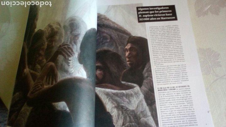 Coleccionismo de Revista Muy Interesante: Revista Muy Intresante Sobre el origen de la humanidad Atapuerca - Foto 5 - 220961985