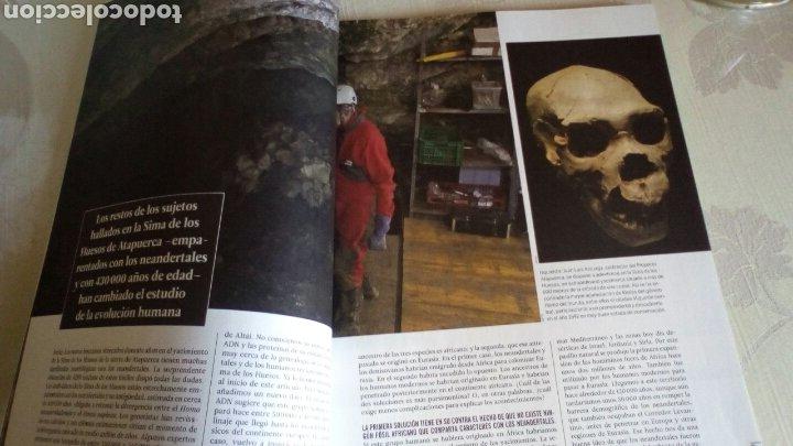 Coleccionismo de Revista Muy Interesante: Revista Muy Intresante Sobre el origen de la humanidad Atapuerca - Foto 6 - 220961985