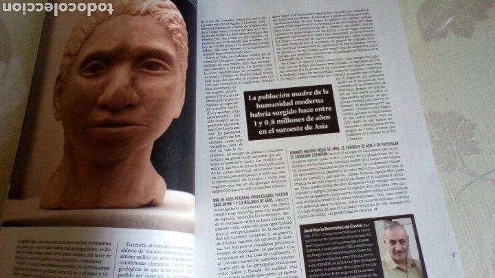 Coleccionismo de Revista Muy Interesante: Revista Muy Intresante Sobre el origen de la humanidad Atapuerca - Foto 7 - 220961985