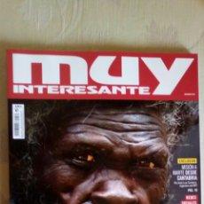 Coleccionismo de Revista Muy Interesante: REVISTA MUY INTRESANTE SOBRE EL ORIGEN DE LA HUMANIDAD ATAPUERCA. Lote 220961985