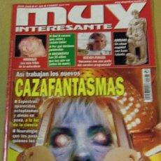 Coleccionismo de Revista Muy Interesante: REVISTA MUY INTERESANTE - Nº 326- JULIO 2008. Lote 221376033