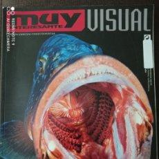 Coleccionismo de Revista Muy Interesante: MUY INTERESANTE VISUAL. OCÉANOS.. Lote 221413387