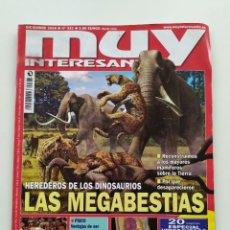 Coleccionismo de Revista Muy Interesante: REVISTA MUY INTERESANTE. NÚM 331. DICIEMBRE 2008. Lote 221802615