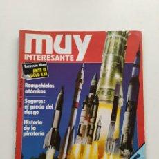 Coleccionismo de Revista Muy Interesante: REVISTA MUY INTERESANTE. NÚM 44. ENERO 1985. Lote 221803510