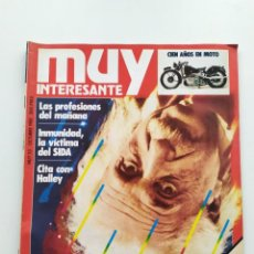 Coleccionismo de Revista Muy Interesante: REVISTA MUY INTERESANTE. NÚM 53. OCTUBRE 1985. Lote 221805256