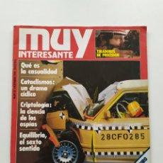 Coleccionismo de Revista Muy Interesante: REVISTA MUY INTERESANTE. NÚM 55. DICIEMBRE 1985. Lote 221805545