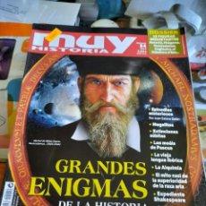 Coleccionismo de Revista Muy Interesante: MUY HISTORIA N° 54. Lote 222670766