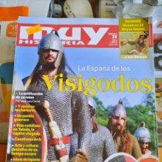 Coleccionismo de Revista Muy Interesante: MUY HISTORIA N° 39. Lote 222671875