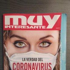 Coleccionismo de Revista Muy Interesante: MUY INTERESANTE Nº 467. Lote 245015600
