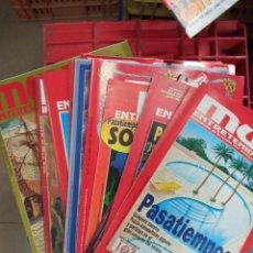 Coleccionismo de Revista Muy Interesante: LOTE 13 MUY INTERESANTE MUY ENTRETENIDO 3 MUY EXTRA Y MUY EXPLORA. Lote 232984610