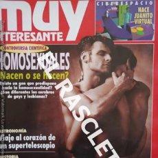 Coleccionismo de Revista Muy Interesante: ANTIGUA REVISTA MUY INTERESANTE Nº 162 NOVIEMBRE 1994 -. Lote 234057955