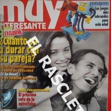 Coleccionismo de Revista Muy Interesante: ANTIGUA REVISTA MUY INTERESANTE Nº 166 MARZO 1995 -. Lote 234058375