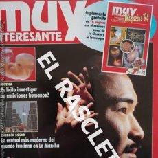 Coleccionismo de Revista Muy Interesante: ANTIGUA REVISTA MUY INTERESANTE Nº 164 ENERO 1995 -. Lote 234058925