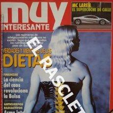 Coleccionismo de Revista Muy Interesante: ANTIGUA REVISTA MUY INTERESANTE Nº 147 AGOSTO 1993 -. Lote 234060735