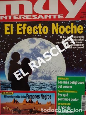 ANTIGUA REVISTA MUY INTERESANTE Nº 194 JULIO 1997 - (Coleccionismo - Revistas y Periódicos Modernos (a partir de 1.940) - Revista Muy Interesante)