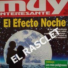 Coleccionismo de Revista Muy Interesante: ANTIGUA REVISTA MUY INTERESANTE Nº 194 JULIO 1997 -. Lote 234149140