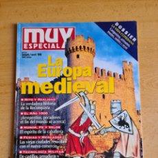 Collectionnisme de Magazine Muy Interesante: REVISTA MUY ESPECIAL LA EUROPA MEDIEVAL.. Lote 236707110