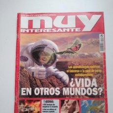 Coleccionismo de Revista Muy Interesante: REVISTA MUY INTERESANTE. AÑO 1999. Lote 237892155