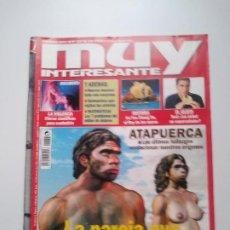 Coleccionismo de Revista Muy Interesante: REVISTA MUY INTERESANTE. AÑO 2001. Lote 237892480