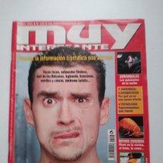 Coleccionismo de Revista Muy Interesante: REVISTA MUY INTERESANTE. AÑO 2001. Lote 237892645