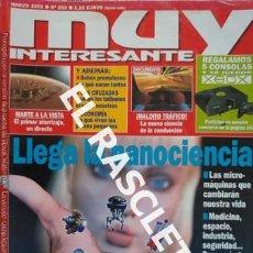 Coleccionismo de Revista Muy Interesante: ANTIGUA REVISTA MUY INTERESANTE Nº 250 - MARZO 2002. Lote 238034030