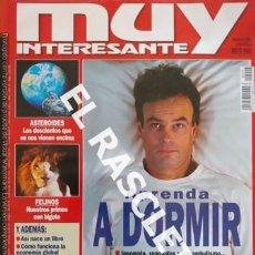 Coleccionismo de Revista Muy Interesante: ANTIGUA REVISTA MUY INTERESANTE Nº 204 - MAYO 1998. Lote 238035480