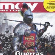 Coleccionismo de Revista Muy Interesante: REVISTAS MUY HISTORIA: GUERRA DE TRONOS Nº86. Lote 238748425